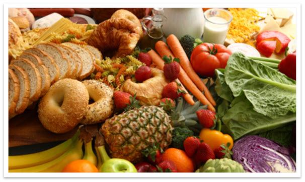 contoh karbohidrat