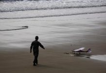 Sistem Keamann Anti Drone