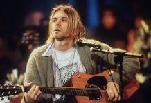 Cardigan Kurt Cobain akan dilelang