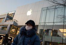 Perusahaan Apple di China mulai dioperasikan kembali
