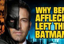 Batman Left