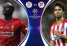 Big Match Liga Champion Liverpool kontra Atletico Madrid