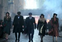 Peaky Blinder Serial Film geng kriminal Asal England
