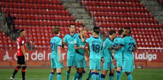 Barcelona kian Kokoh dipuncak Klasemen La Liga