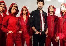 Money Heist, Serial Netflix tentang Perampokan Bank