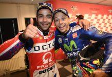 Daniel Petrucici mengkomentari soal masa depan Valentino Rossi di Moto GP