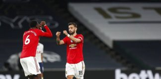 Pogba ingin bertahan di Man Utd karena Bruno Fernandes